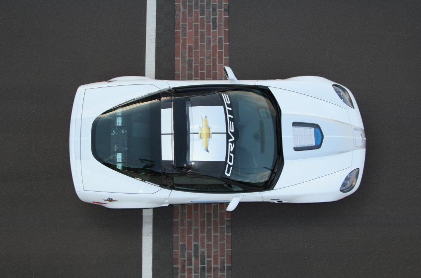 2012 Corvette Indy Pace Car